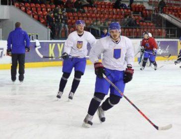 Еврочелендж. Сборная Украины по хоккею проиграла Казахстану