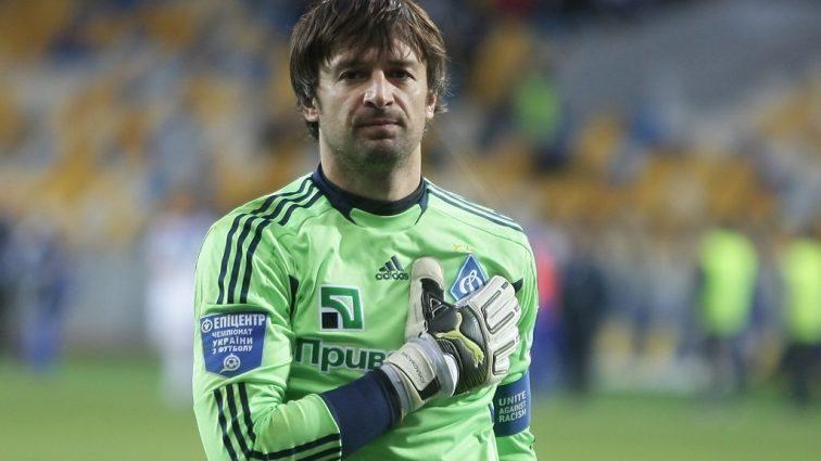 Шовковский объявил о завершении карьеры