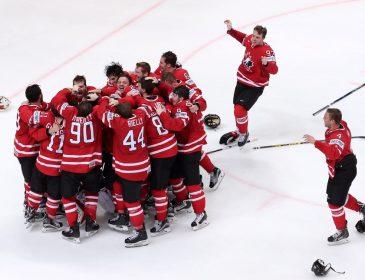Сборная Канады взяла Кубок мира по хоккею, обыграл Европу