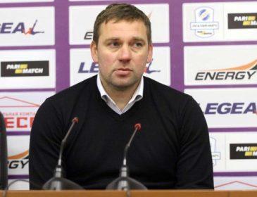 Черноморец не намерен увольнять Бабича зимой