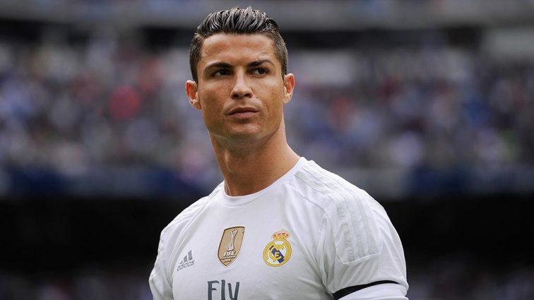 Роналду показал, сколько денег у него на счету