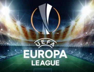 Известны 32 участника, которые прошли в плей-офф Лиги Европы