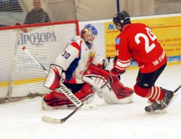 Криворожские хоккеисты снова не смогли обыграть «Донбасс»