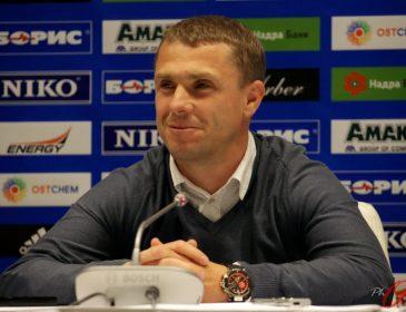 Реброва признали лучшим тренером года
