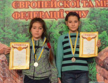 Юные каратистки из Болграда завоевали медали Кубка Украины