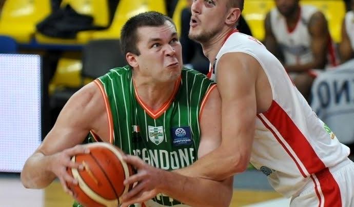 Украинский баскетболист стал лучшим игроком недели в Лиге чемпионов