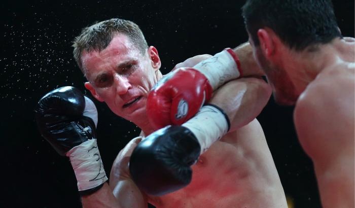 Россиянин опозорился на боксерском ринге