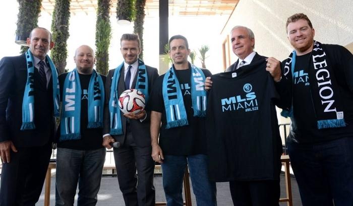 Клуб Бекхэма готов к выступлениям в MLS