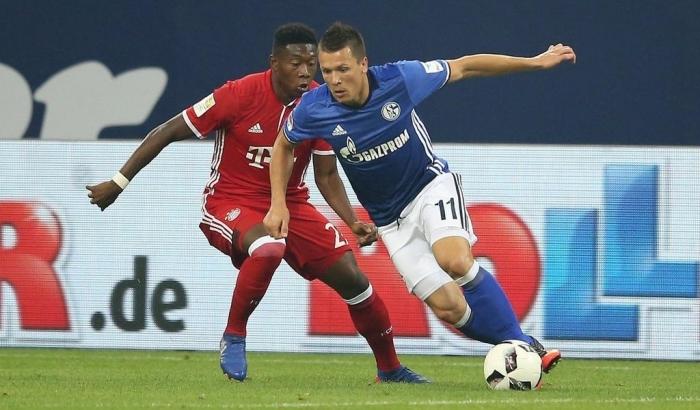 Коноплянка забил дебютный гол в Бундеслиге