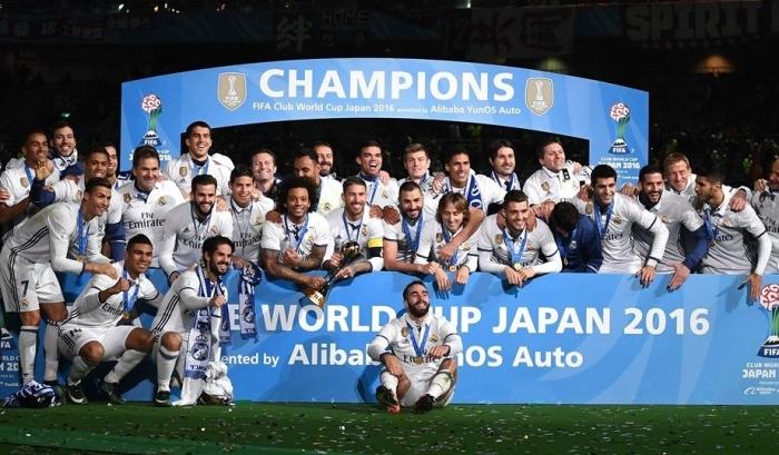 «Реал» с трудом выиграл Клубный чемпионат мира