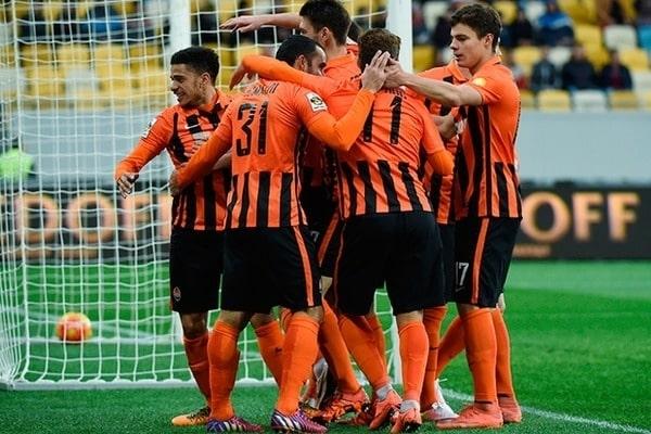 Донецкий «Шахтер» назван лучшим европейским клубом по версии УЕФА