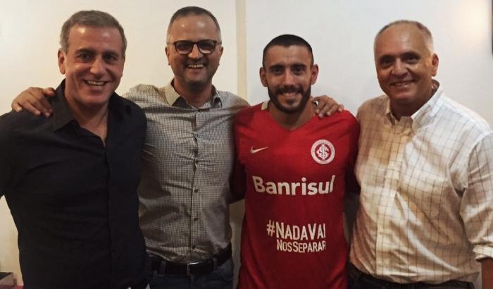 Спасенный футболист «Шапекоэнсе» обновил контракт с клубом
