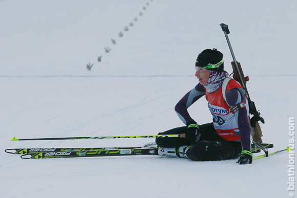 Российская биатлонистка будет выступать за Южную Корею