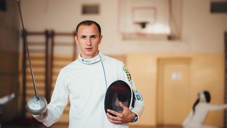 Очередная победа Анатолия Герея: ужгородец завоевал бронзу на этапе Кубка мира по фехтованию