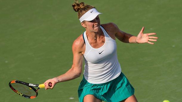 Лучшая теннисистка Украины Свитолина в третий раз сыграет в качестве первой сеяной турнира WTA