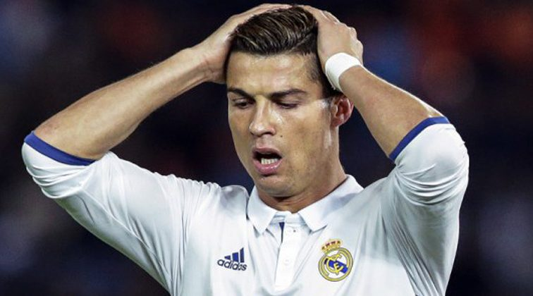 Достал! Реал выгонит Роналду вон!