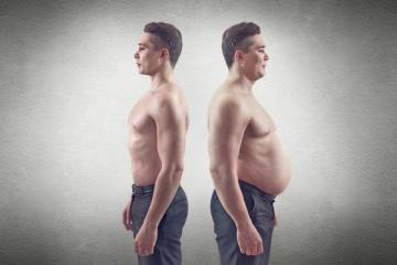 Ученые разобрались, почему у мужчин начинает расти живот