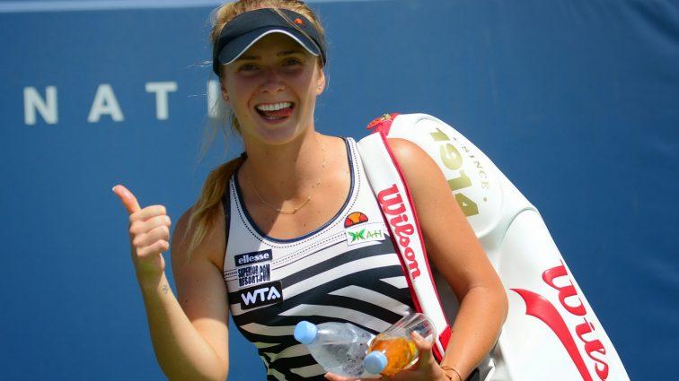 Одесская теннисистка победила россиянку на турнире по теннису в Тайване