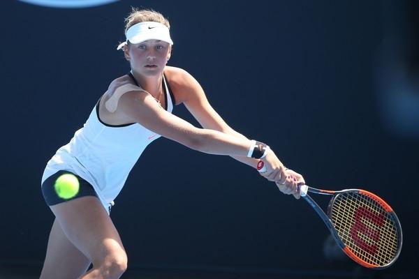 Есть еще порох в пороховницах: украинка вышла в четвертьфинал Australian Open