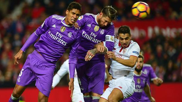 «Реал» прервал свою рекордную серию без поражений