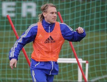 Защитник «Динамо» может оказаться в Серии А