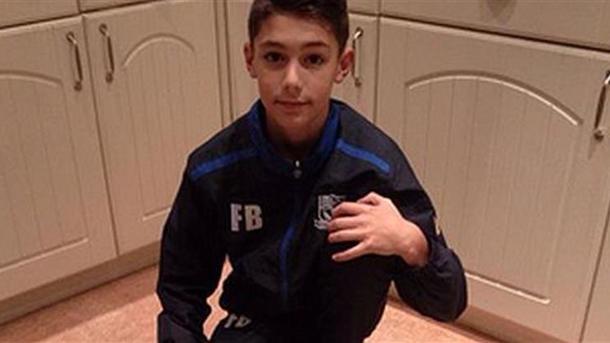 «Манчестер Сити» заплатил рекордную сумму за трансфер 13-летнего футболиста