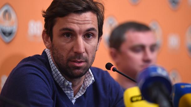 Дарио Срна: «Барселона»? Мне было легко принять решение остаться в «Шахтере»