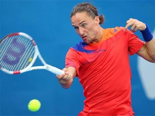 Знай наших! Долгополов вышел во второй раунд на Australian Open