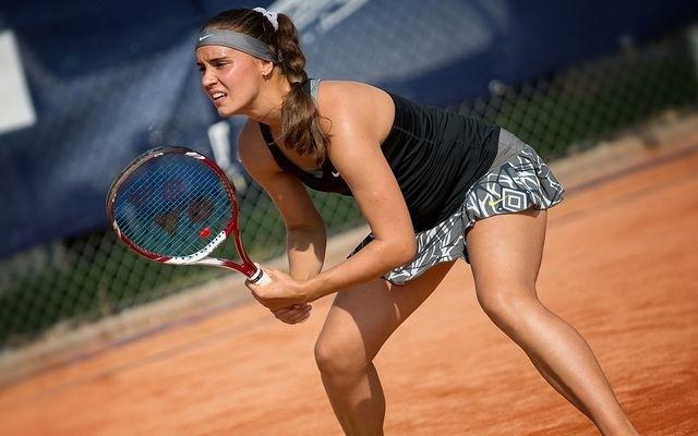 Украинская теннисистка победила во втором туре соревнований в Орландо