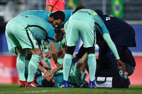 ШОК! Футбольный мир прощается с лучшим игроком «Барселоны»!