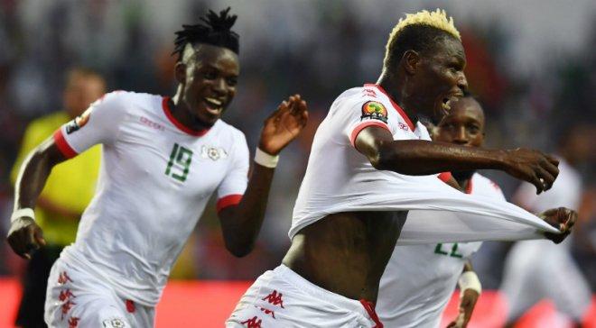 КАН-2017. Буркина-Фасо вырвала победу у Туниса и стала первым полуфиналистом