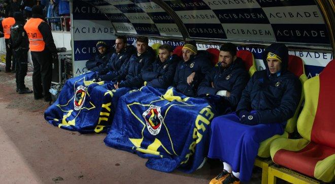 Караваев и «Фенербахче» опозорились в матче против аутсайдера чемпионата Турции