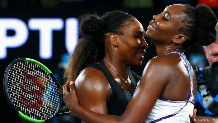 Серена Уильямс победила сестру в финале Australian Open