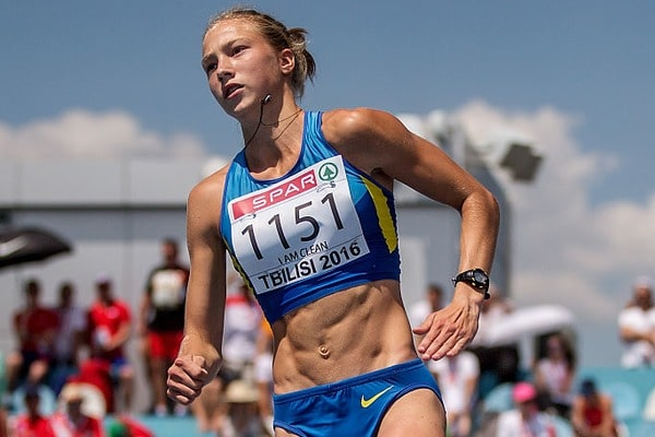 Молодец наша девочка! Украинка установила новый мировой рекорд в пятиборье