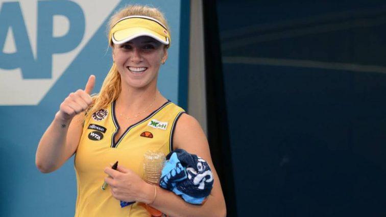 Стремительно движемся к рекорду: Свитолина завоевала еще одну победу на  Australian Open!