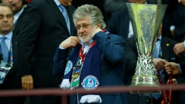 Коломойский решил, что будет делать с «Днепром»