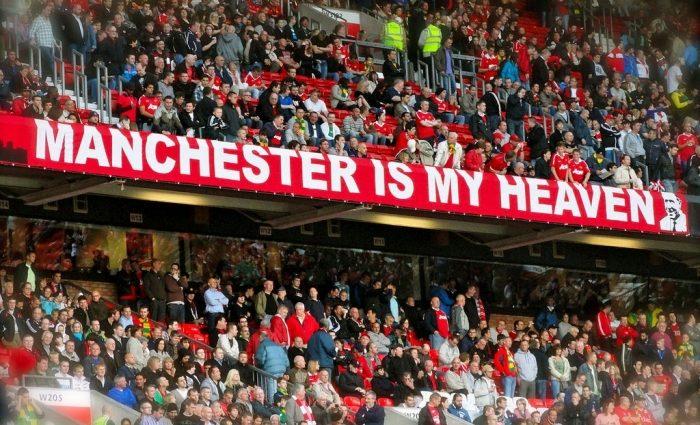 Во время матча «Вест Хэм» — «Манчестер Юнайтед» скончался футбольный фанат