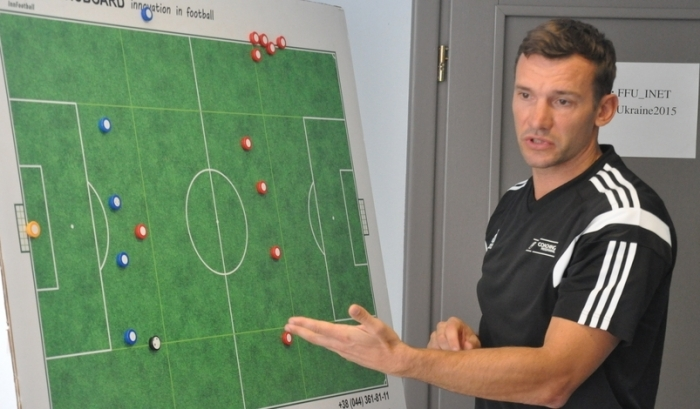 Шевченко высказался об инициативе ФИФА
