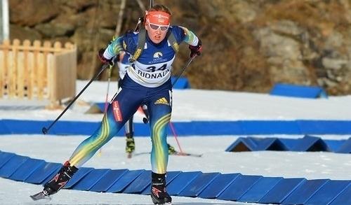 Меркушина выиграла бронзу чемпионата Европы по биатлону