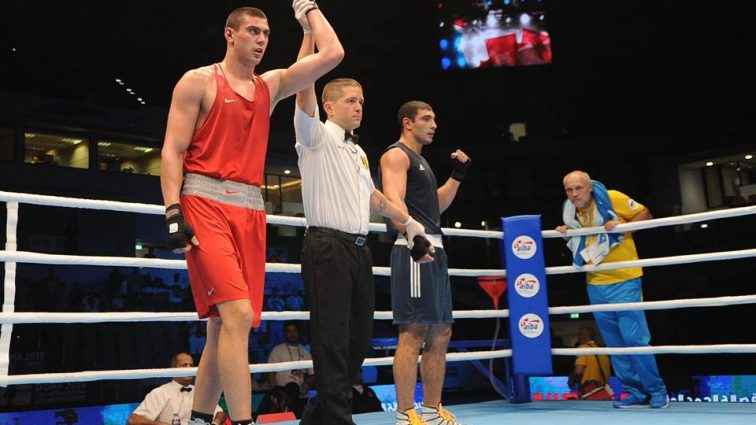Украина примет чемпионат Европы по боксу