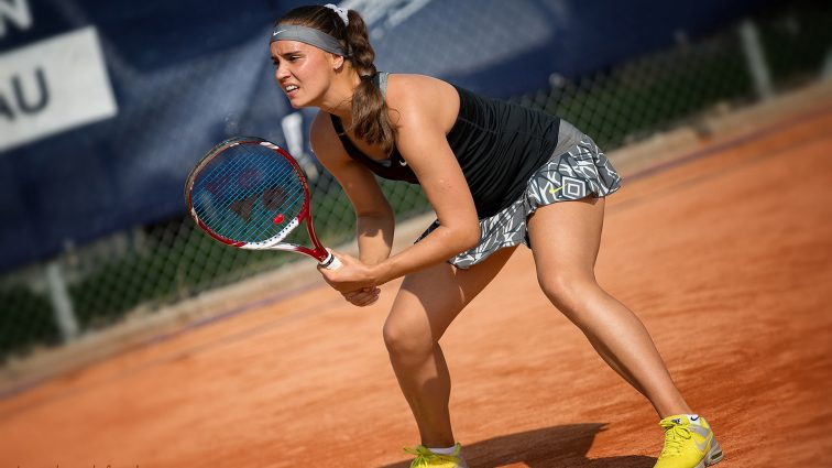 Еще одна украинская теннисистка уверенно побеждает на чемпионате в Штатах!