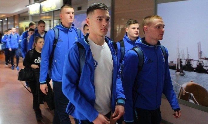 «Динамо» вернулось из Испании без нескольких футболистов