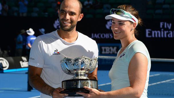 Эбигейл Спирс и Хуан Себастьян Кабаль выиграли Australian Open в миксте