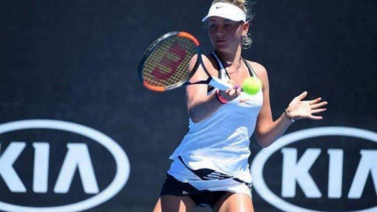 14-летняя украинская теннисистка Ковтюк выиграла Australian Open
