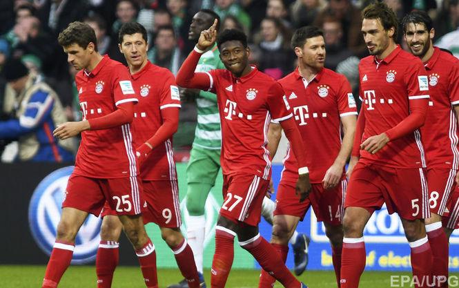 Команда защитника сборной Украины пропустила шесть голов, Бавария с трудом обыграла аутсайдера в чемпионате Германии