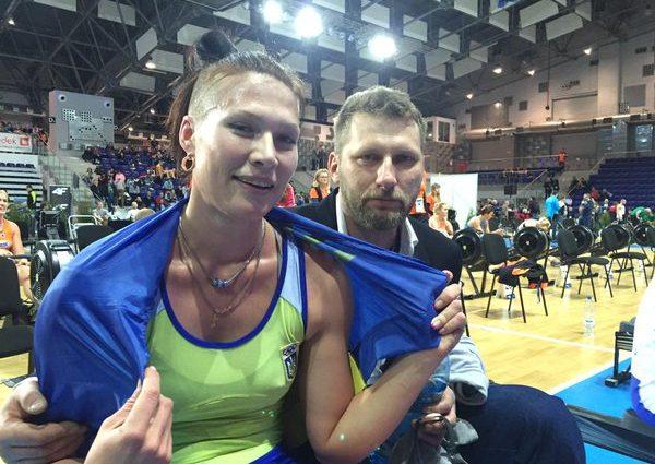 Украинская гребчиха установила мировой рекорд прямо на тренировке (видео)