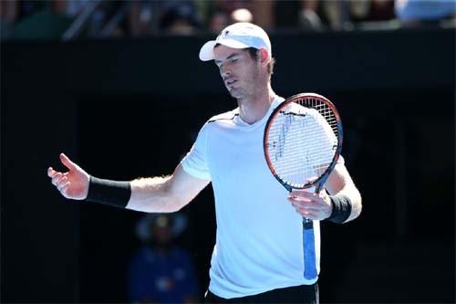 Australian Open. Энди Маррей покидает турнир на стадии 1/8 финала