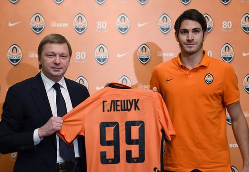 Густаво БЛАНКО-ЛЕЩУК: «Был бы счастлив сыграть за сборную Украины»