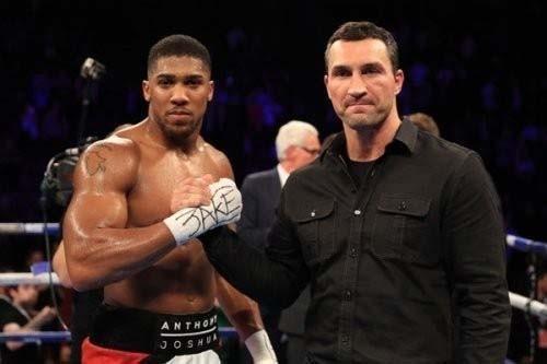 Энтони ДЖОШУА: «Бой с Кличко может изменить мои перспективы в боксе»