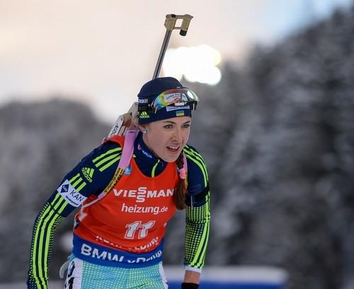 Джима завоевала серебро в гонке преследования на чемпионате Европы!